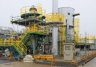 Hydrogen Production, Refinery Plant