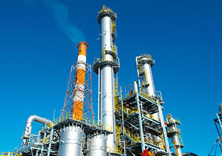 Industrial Gas, Petroleum Refinery, Petrochemistry