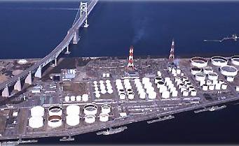 コスモ石油(株)坂出製油所一部更地化工事