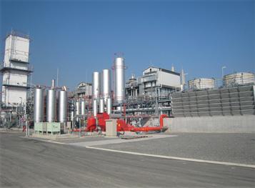 東ソー(株)向け第二CO製造設備建設工事