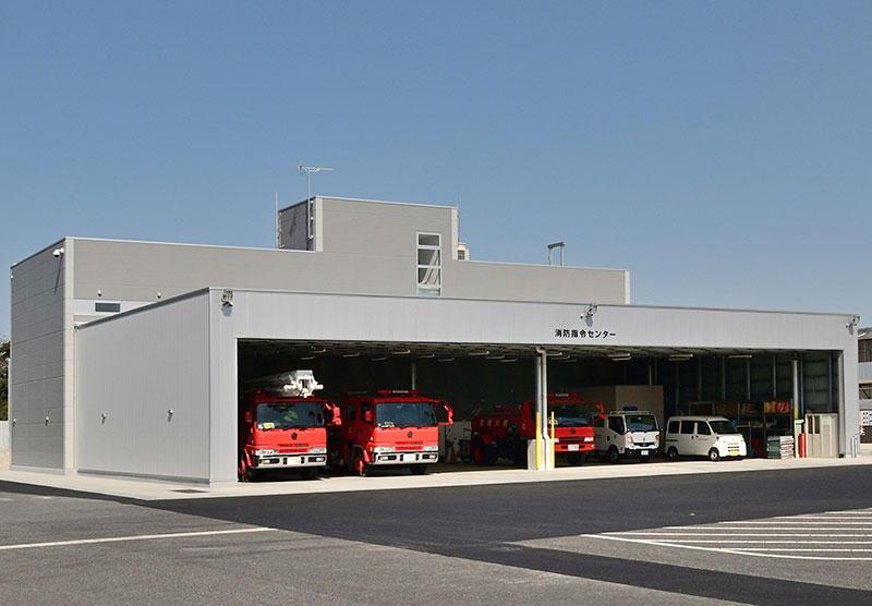 消防指令センター新設工事